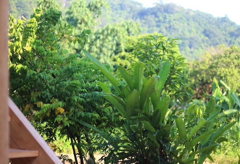 Muong Lo Corner - Betten und Küche der tai-ethnischen, Văn Chấn, Hotelgelände