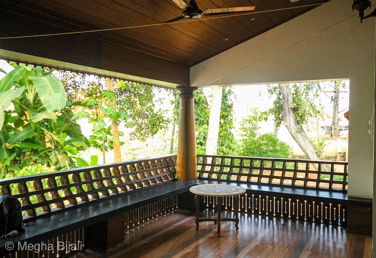 Quality, Customer Service and Feeling at Home - Thats What Sets us Apart, Punalur, Balcony