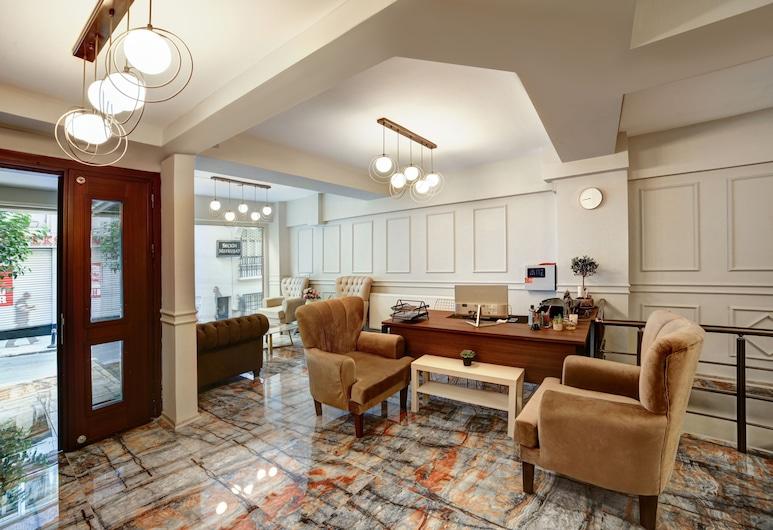 Beddington Residence Sisli, Istanbul, Lobby
