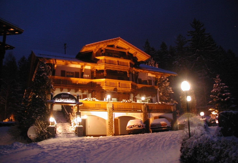 GarniHotel -  Arberblick, Lohberg, Hotel Front – Evening/Night