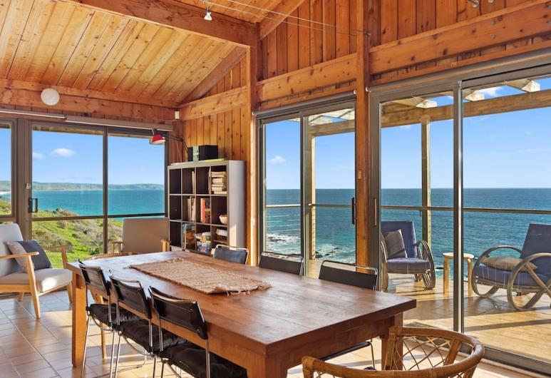 Cliffs End Beach Shack - 105 Gold Coast Drive, Carrickalinga, Myponga Beach, Sala de estar