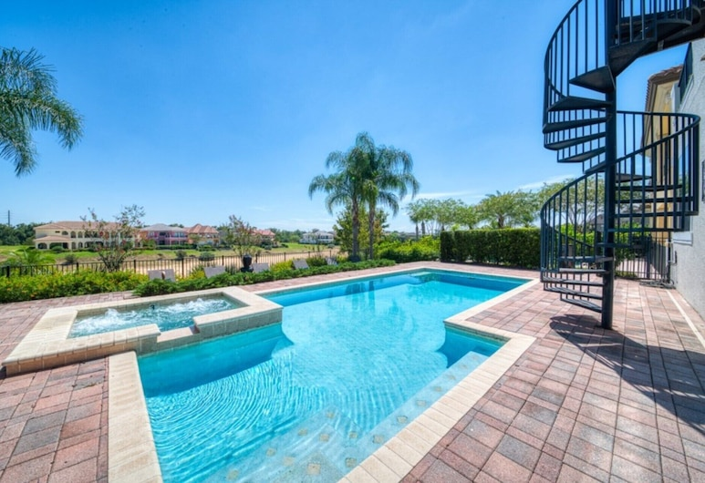5 Star Private Villa, Reunion Resort, Orlando Villa 1297, Kissimmee, Camera