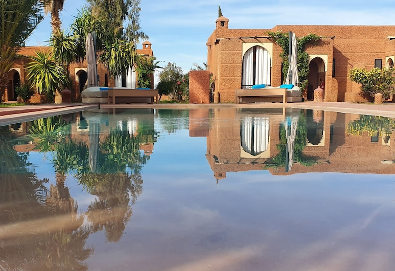 La Villa Kosy, Marrakesh, Kolam Renang Luar Ruangan