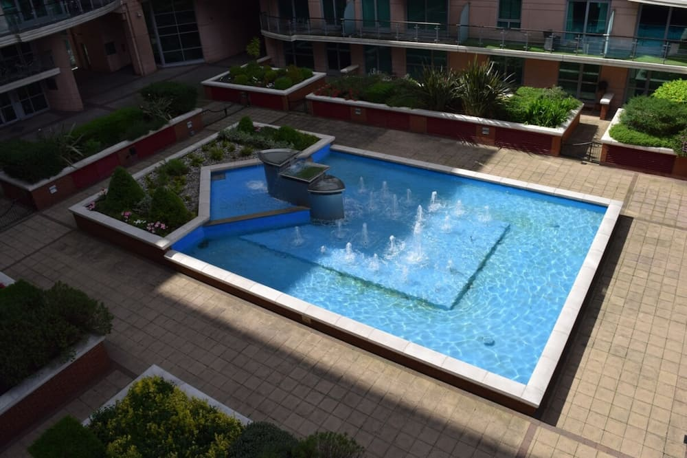 Apartamentai (2 Bedrooms) - Baseinas