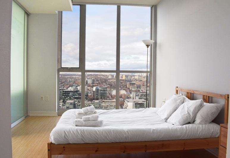 1 Bedroom Apartment With Toronto Skyline Views, Toronto, Appartement (1 Bedroom), Kamer