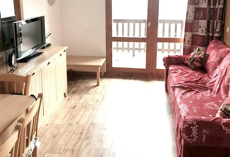 Apartment With 2 Bedrooms in Valmeinier, With Wonderful Mountain View, Shared Pool, Terrace - 300 m From the Slopes, Valmeinier