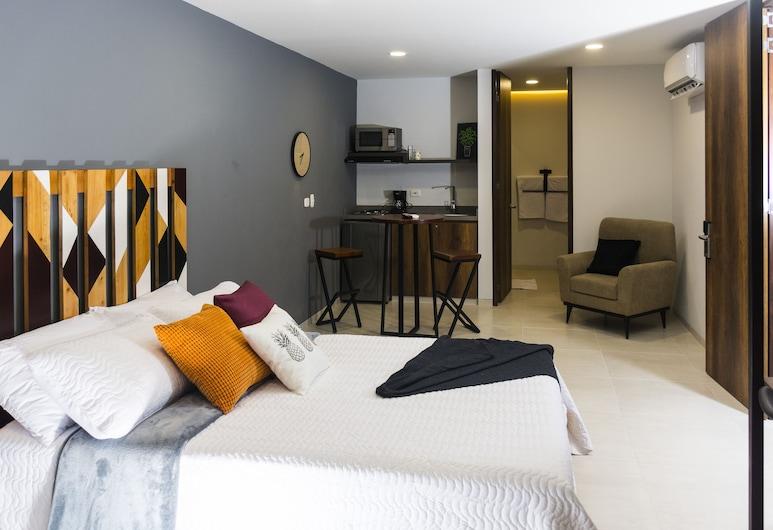 Kapital Suites, Pereira, Quarto Triplo, Quarto
