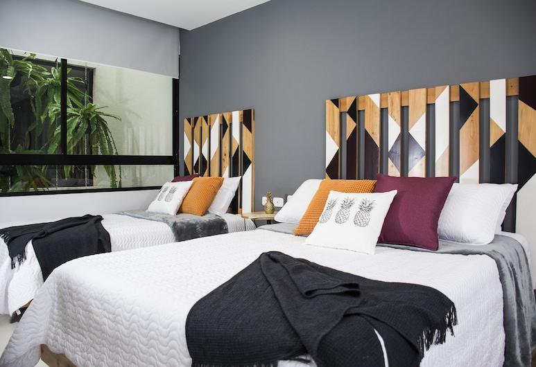 Kapital Suites, Pereira, Trokrevetna soba, Soba