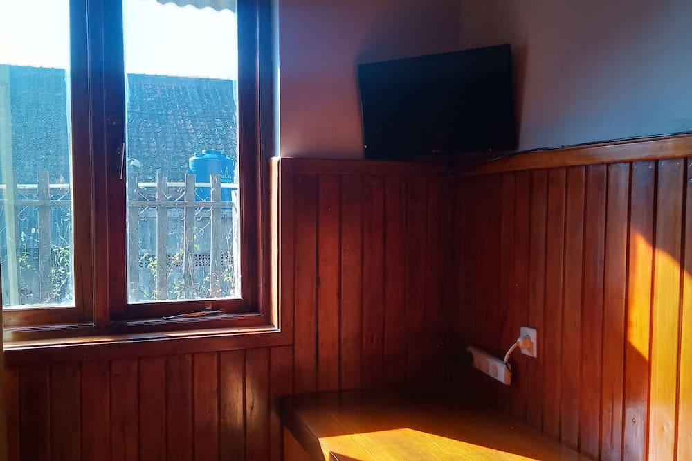 Standard Single Room, 1 Bedroom, Ground Floor - Bilik Tamu