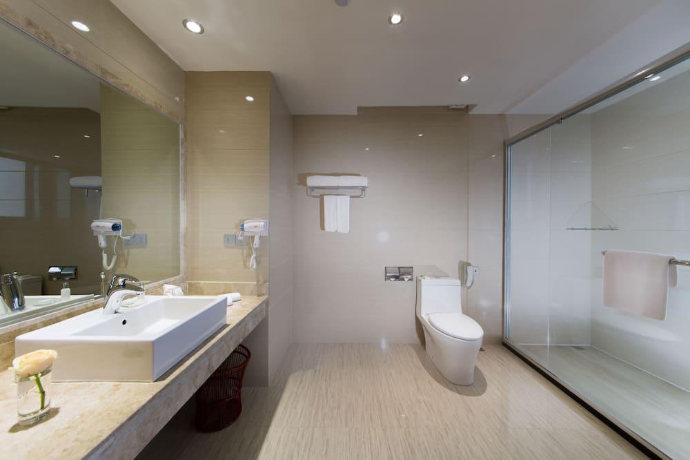 Jednolôžková izba typu Executive - Kúpeľňa