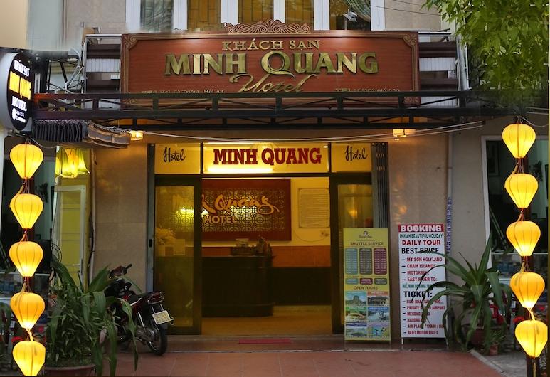 Minh Quang Hotel , Hoi An, Fachada del hotel
