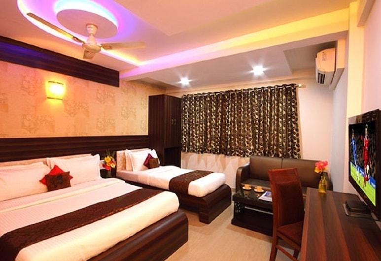 Hotel Railway Inn, Thane