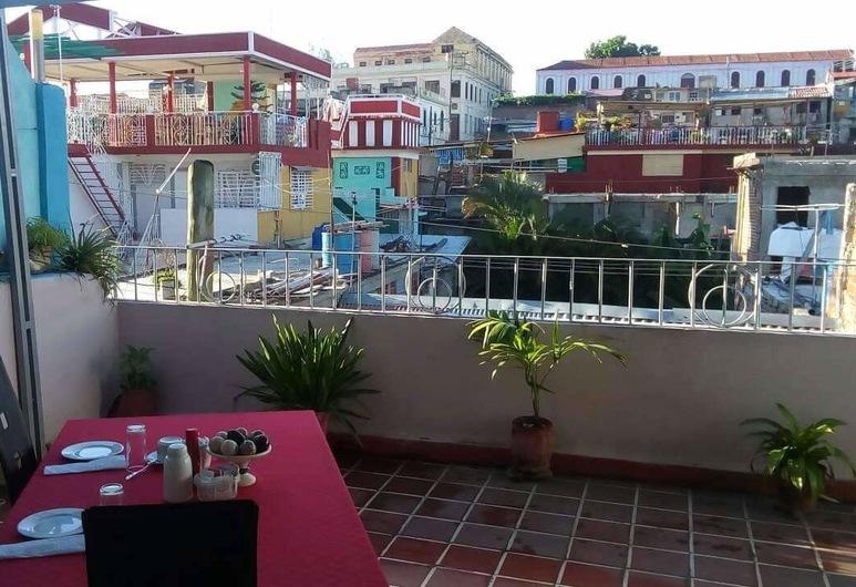 Casa Jose, Santiago de Cuba, Terrace/Patio
