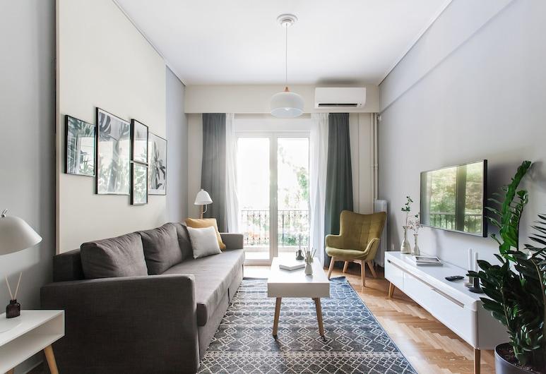 Χαριτωμένο και άνετο διαμέρισμα 2 υ/δ στην Ακρόπολη από την UPSTREET, Αθήνα