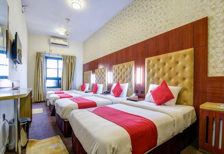 OYO 271 Parasol Hotel, Dubajus, Kambarys šeimai, Svečių kambarys