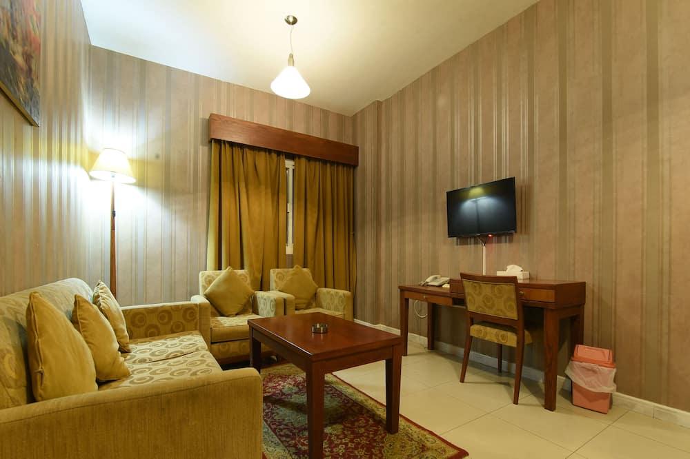 Deluxe Double - King - Sala de estar