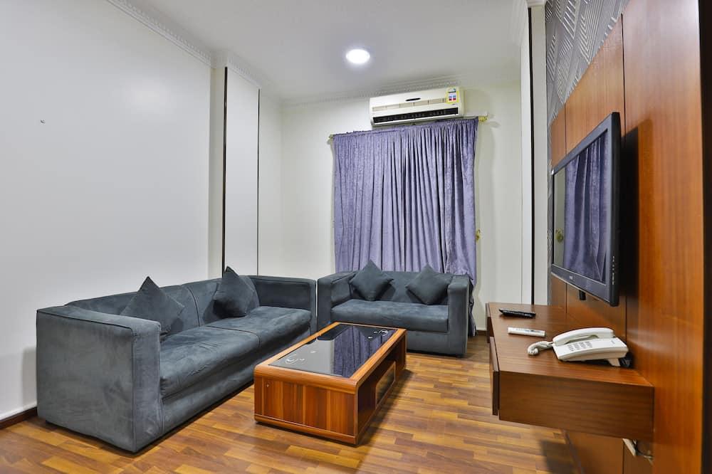 Апартаменти «Делюкс», 1 спальня - Вітальня