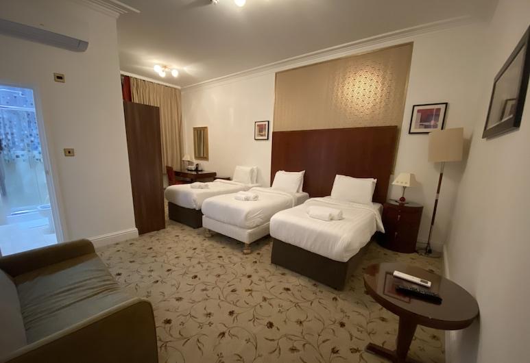 The Ladbrooke Hotel, Birmingham, Štandardná trojlôžková izba, Hosťovská izba