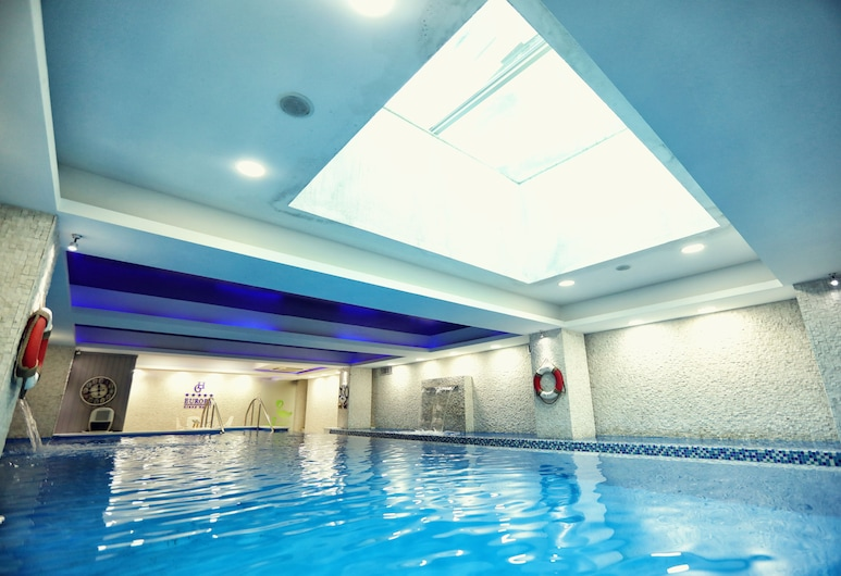 Europa Grand Hotel, Shkoder, Indoor Pool