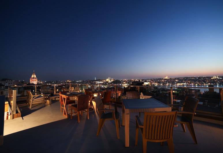 MEDAR HOTEL, Istanbul, Hiên