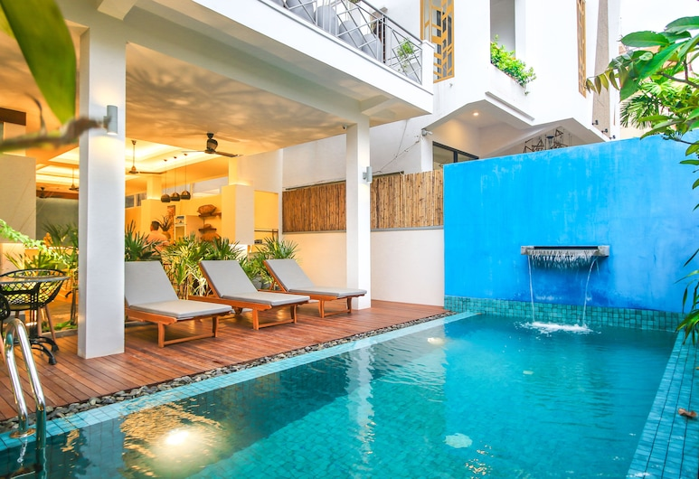 Baahu Villa, Siem Reap