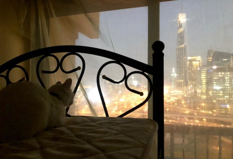 Friends House Hostel, Dubai, Shared Dormitory, Mixed Dorm, City View (1 Bed in 4 Bed Dorm), Guest Room