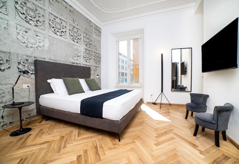 Domus Abruzzi, Rome, Classic Room, Guest Room View