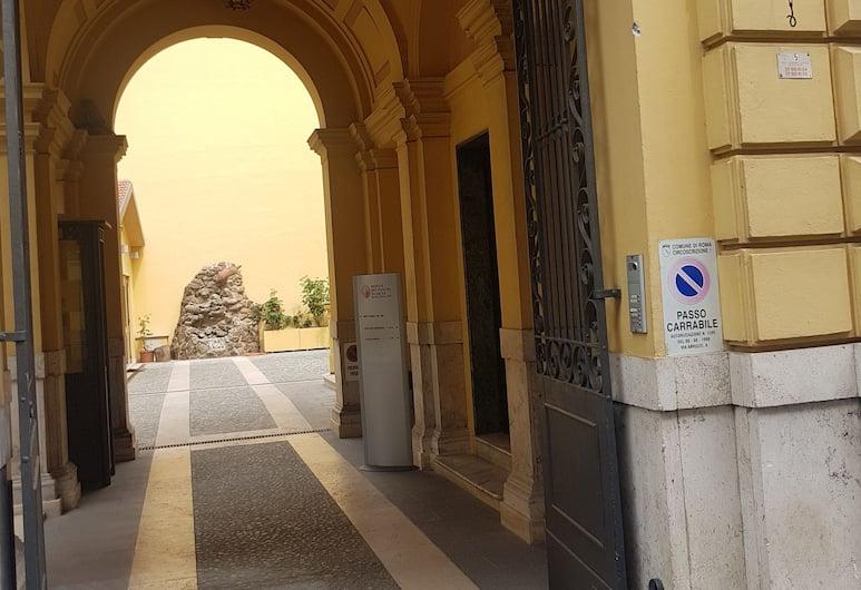 Domus Abruzzi, Roma, Teras/Veranda