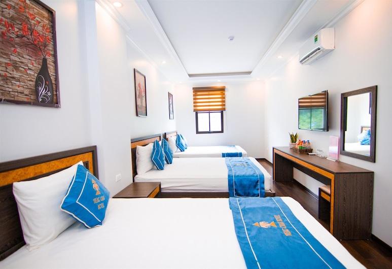 Vieng Chan Hotel, Ha Long, Familjerum, Gästrum