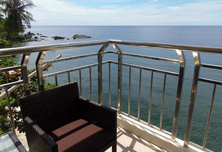 The Assemblage Point Resort, San Joaquin, Teres/Laman Dalam