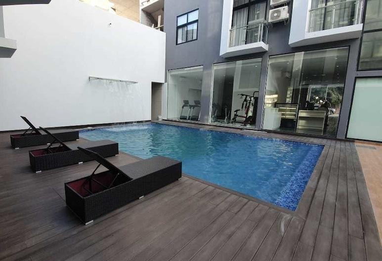Indico Apart Hotel, Nacala, Outdoor Pool