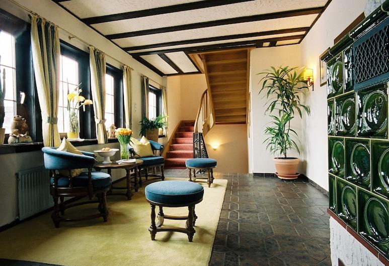 Hotel Schick, Bad Homburg vor der Höhe, Lobby