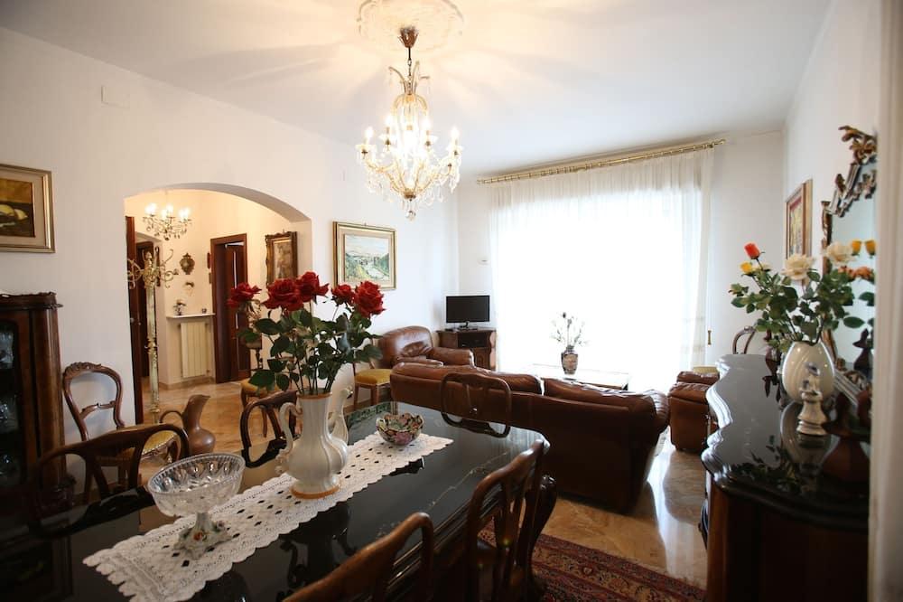 Appartement, terrasse - Coin séjour