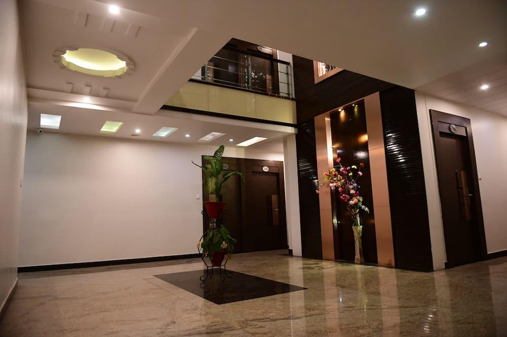 Luxury Δίκλινο Δωμάτιο (Double) - Περιοχή καθιστικού
