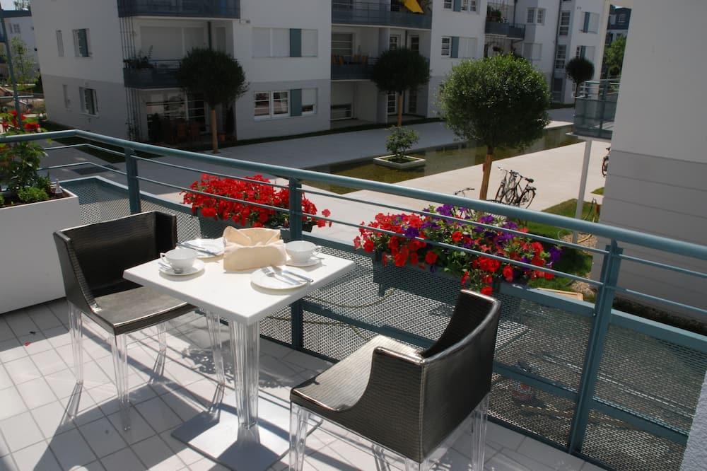 Comfort-lejlighed - 1 soveværelse (2 Pax) - Terrasse/patio