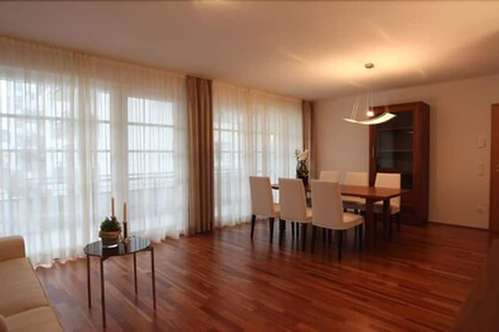 Comfort-lejlighed - 1 soveværelse (2 Pax) - Opholdsområde