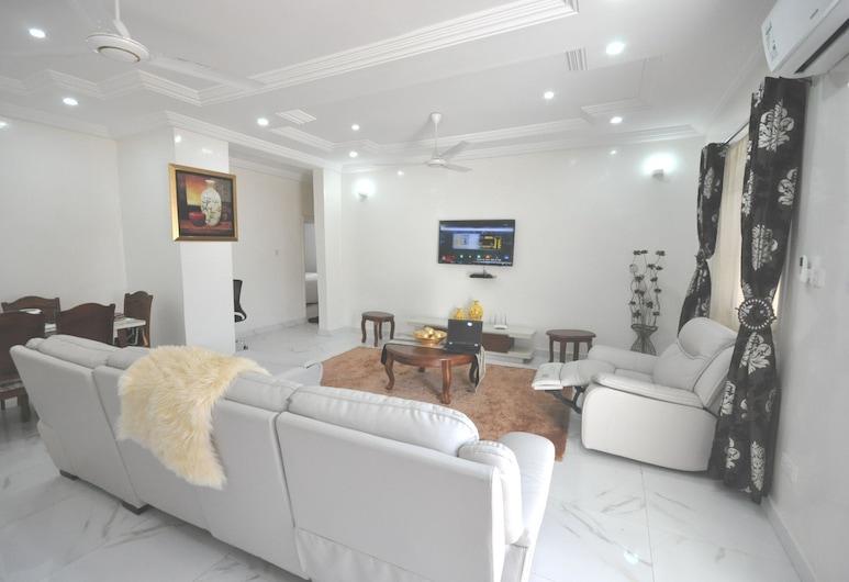 B2 Self Catering Apartments, Серрекунда, Стандартні апартаменти, 2 спальні, Номер