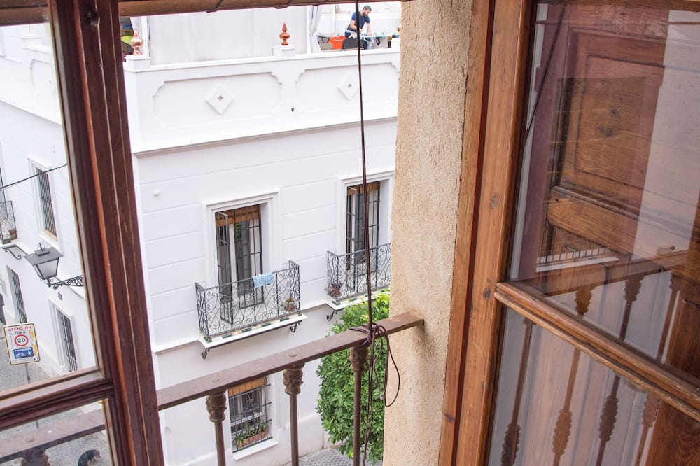 複式房屋, 2 間臥室 - 陽台景觀