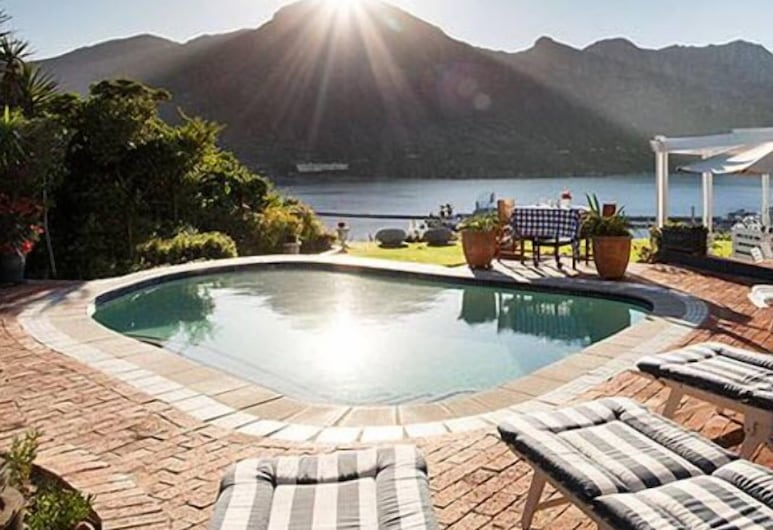 Poseidon Guest House , Cape Town, Outdoor Pool