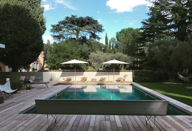La Roseliere, Montpellier, Utomhuspool