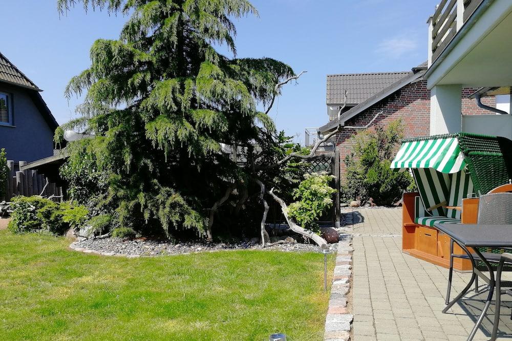 開放式客房, 庭院, 海濱 - 露台