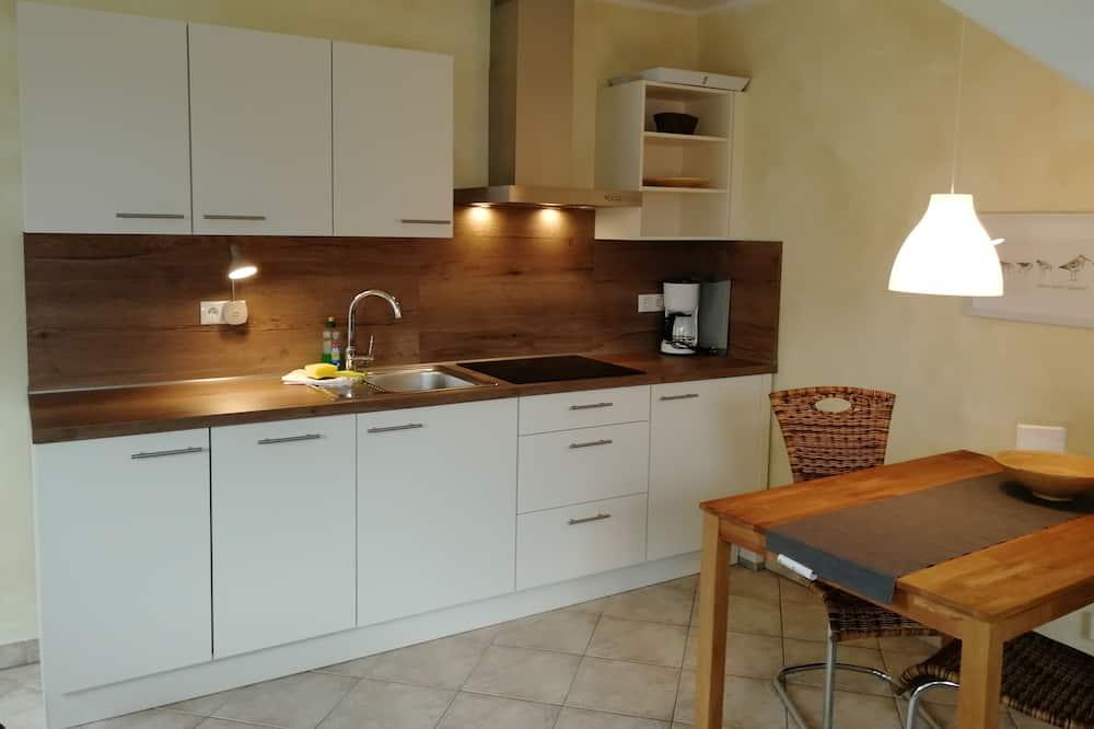 公寓, 1 間臥室, 露台, 海濱 - 客房餐飲服務