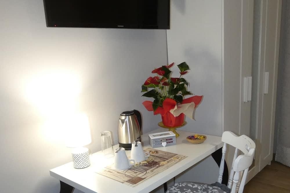 豪華雙人或雙床房 (2) - 客廳