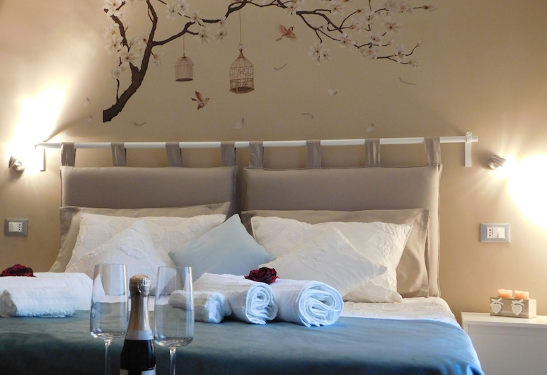 Guest House Aria Bixio, Rím, Dvojlôžková izba typu Deluxe (4), Hosťovská izba