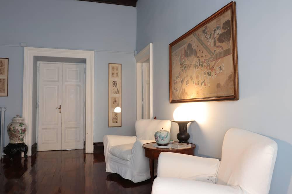 雙人房 - 客廳