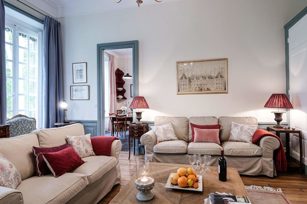 Apartemen Premium, 2 kamar tidur, lantai dasar - Area Keluarga