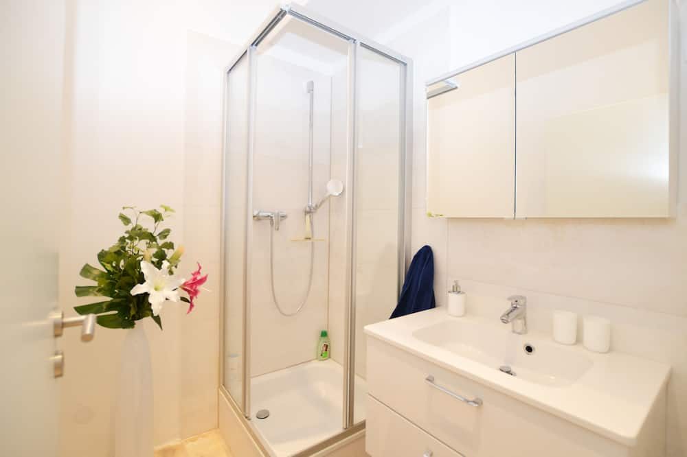 Design loft, 2 slaapkamers - Badkamer