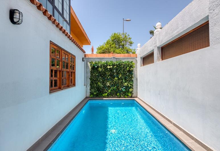 Great house with pool close to beach, San Bartolome de Tirajana, Outdoor Pool
