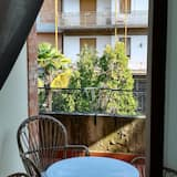 Люкс «Комфорт», балкон, вид на сад - Балкон