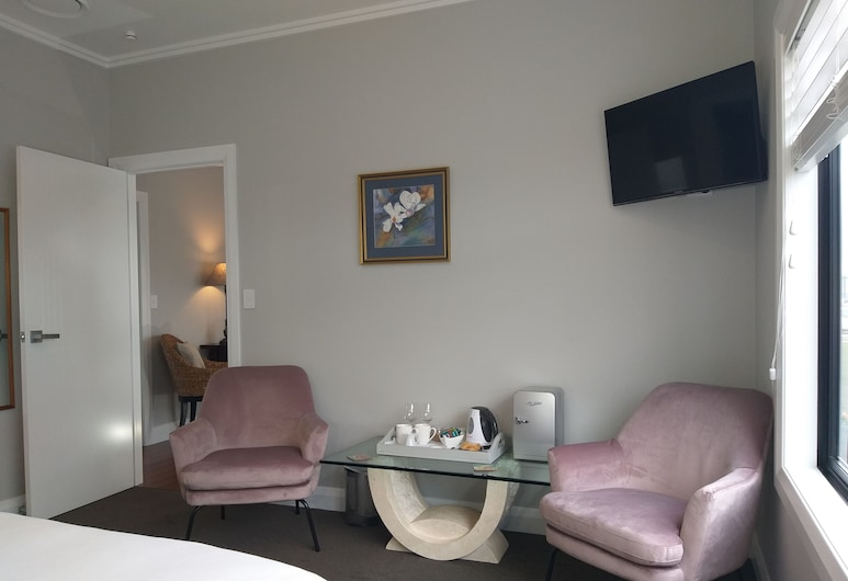 @ Taupo, Taupo, Superior Double or Twin Room with Garden View, Guest Room